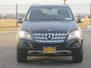 2011 MERCEDES-BENZ Mercedes-Benz M-Class 4Matic Sport Utility 4-Door